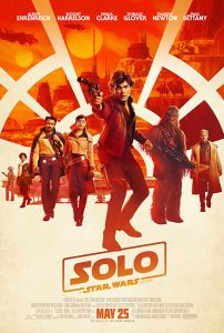 SOLO- A Star Wars Story (M)