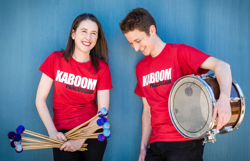 Kaboom are coming to Leeton