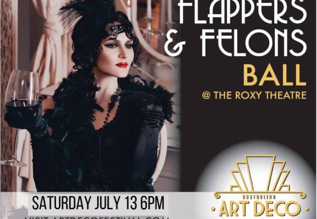 Flappers & Felons Ball