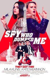 Teh Spy Who Dumped Me (MA15+)